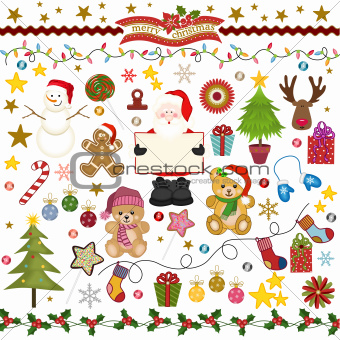 Christmas Digital Scrapbook