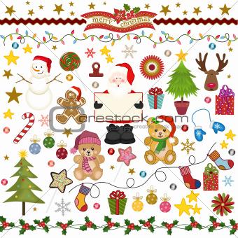 Christmas Digital Scrapbook