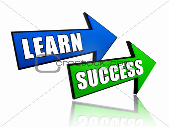 learn success in arrows