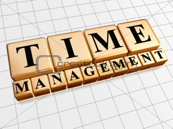 time management in golden cubes