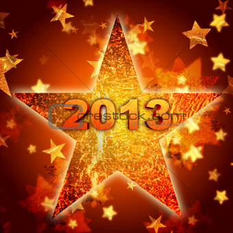 golden year 2013 in star