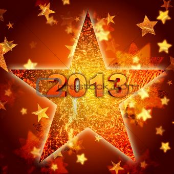golden year 2013 in star