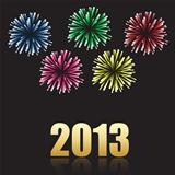 2013 new year celebration