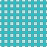 Seamless Gingham, Teal