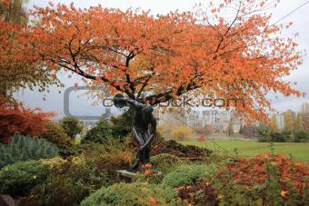 Full Fall Foliage