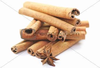 Cinnamon & anise