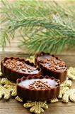 sweet chocolate candy Christmas gift