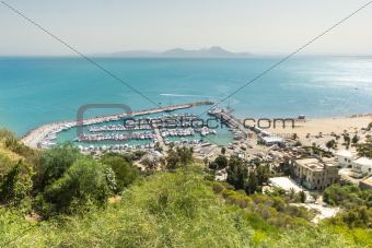 Port of Sidi Bou Said
