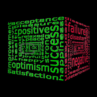 Success and failure opposites