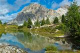 Limides Lake, Dolomites - Italy