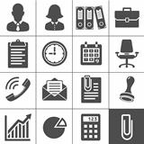 Office Icons. Simplus series