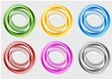 Colourful circles