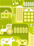 Farm - vector illustration