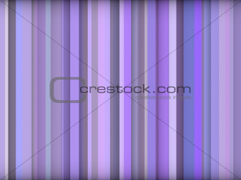 3d abstract lavender purple backdrop in vertical stripes