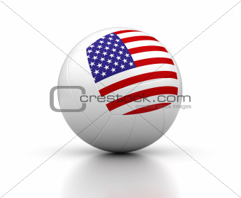 American Volleyball Team