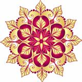 Christmas snowflake