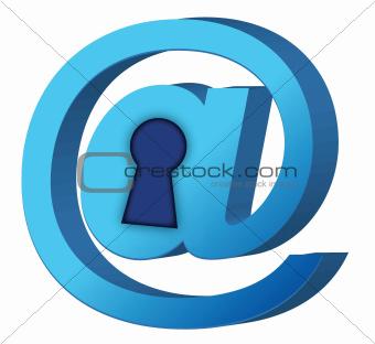 att lock sign