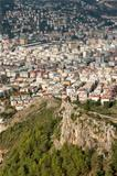 View of the city Alanya