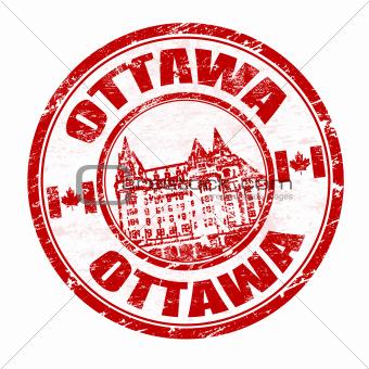 Ottawa stamp