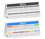 2013 desk calendars