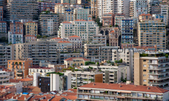 Monaco cityscape