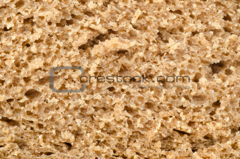 Background rye bread