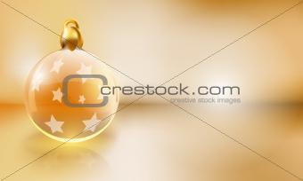 christmas bulb banner