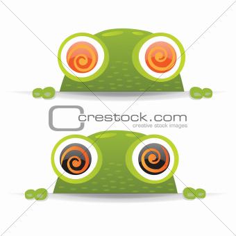 Hypno Frog Set
