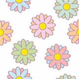 sweet flowers seamless