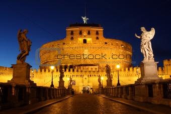 Castle of Sant' Angelo