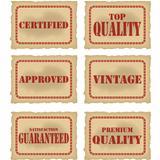 Product seals