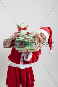 Santa Claus helper elf