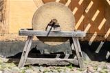 Old type of grinding wheel