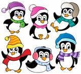 Cute penguins collection 3