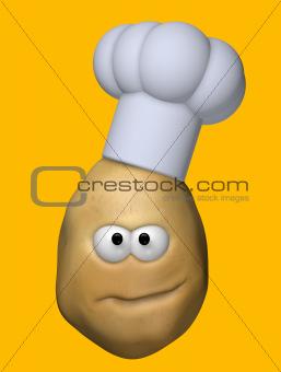 potato cook