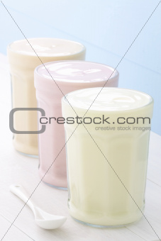 delicious fresh yogurt