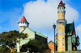 Fantasy World Castle