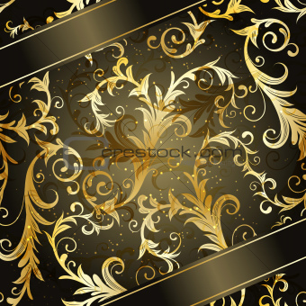 Vector Shiny Holiday Background