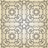 Vector Vintage Seamless Pattern
