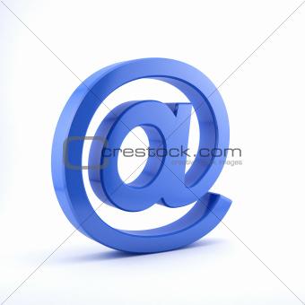 """""""@"""" at simbol"""