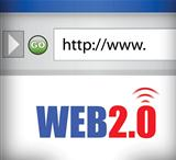 Internet web 2.0 browser