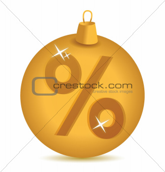 gold ornament discount percentage