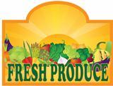 FreshProduceSignSunRaysV