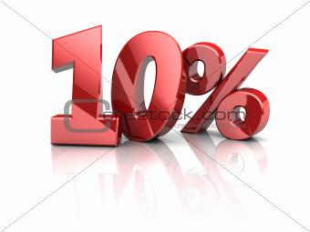 10 percents