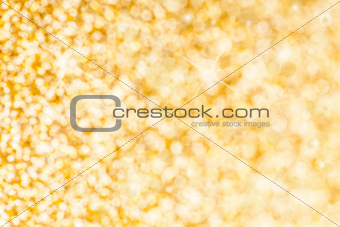 Abstract Christmas Glittering background