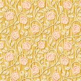 seamless abstract romantic rose pink background design pattern