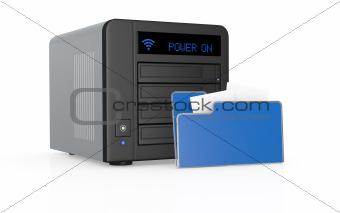 concept of data storage