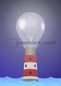 Lightbulb Lighthouse