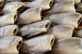 dried Snakeskin gourami