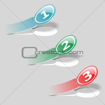 Options Sticker Labels